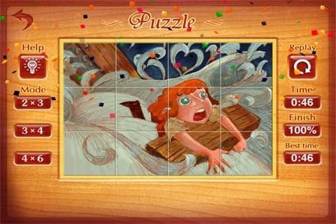 Finger Books-Gullivers Travels screenshot-4