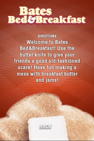 Bates Bed & Breakfast