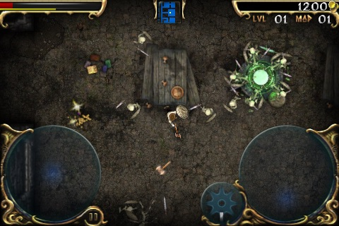 Catacombs screenshot-1