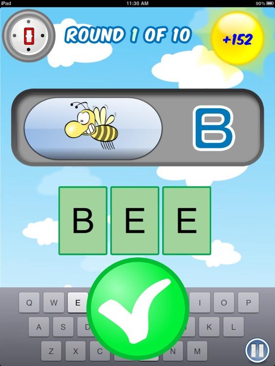 Active Typing Bee screenshot-3