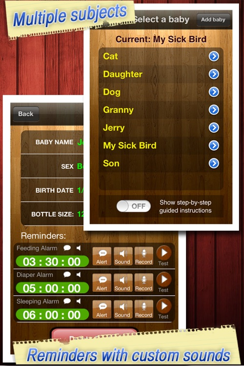 Baby Food Pee Poo screenshot-3