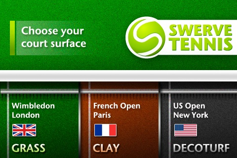 Swerve Tennis Plus screenshot-3