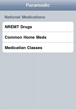 NREMT Paramedic Medications screenshot-4