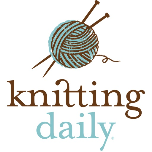 Knitting Daily Available on the App Store