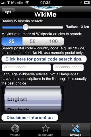 WikiMe screenshot-4