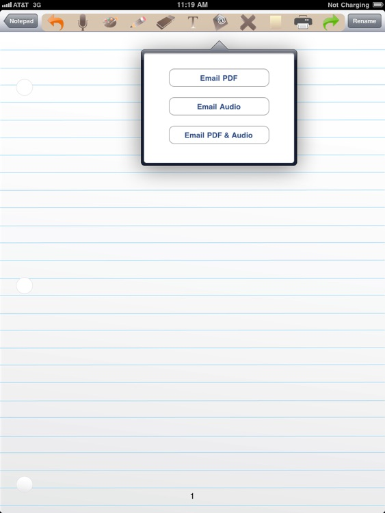 NotePad Pro for iPad