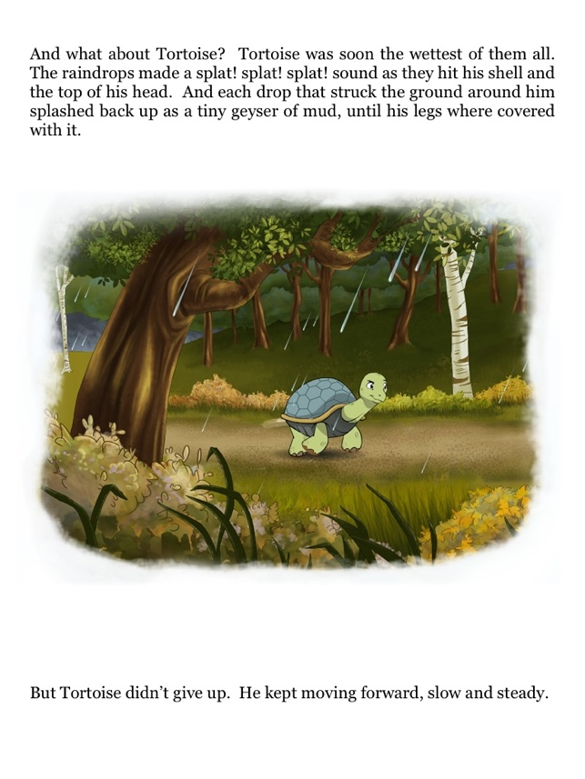 Tortoise And Hare An Animated Children S Story Book On The App Store