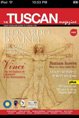 The Tuscan Magazine