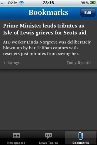 UK Daily News screenshot-4