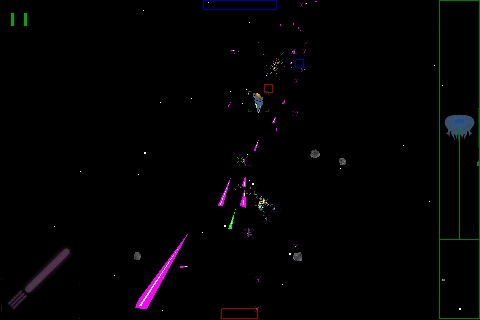 3D Space Combat: Battle for Vesta screenshot-4