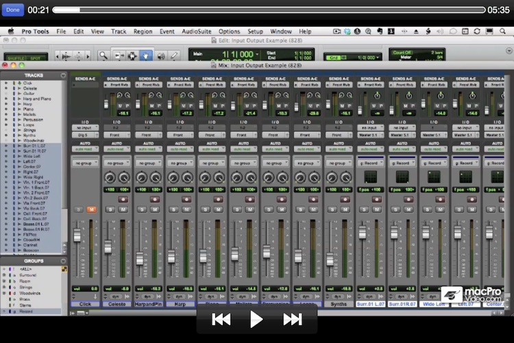 Course For Pro Tools 9 Free screenshot-4