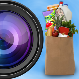 Photo Grocery List app
