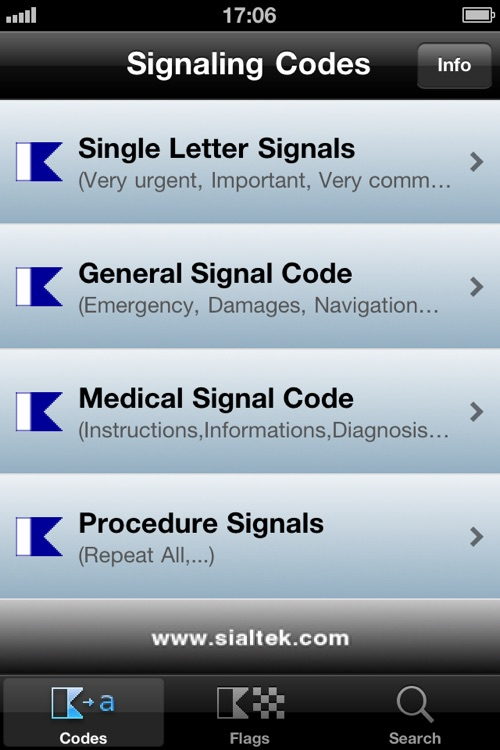iSignalCode screenshot-0