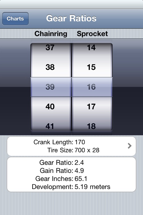 Bike Gears Lite by Bootstrap Apps