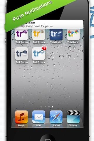 TalkRoom for MSN screenshot-3