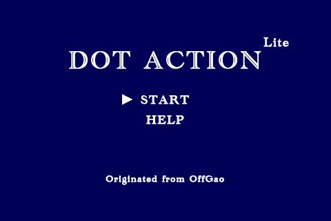 Dot Action Lite screenshot 1