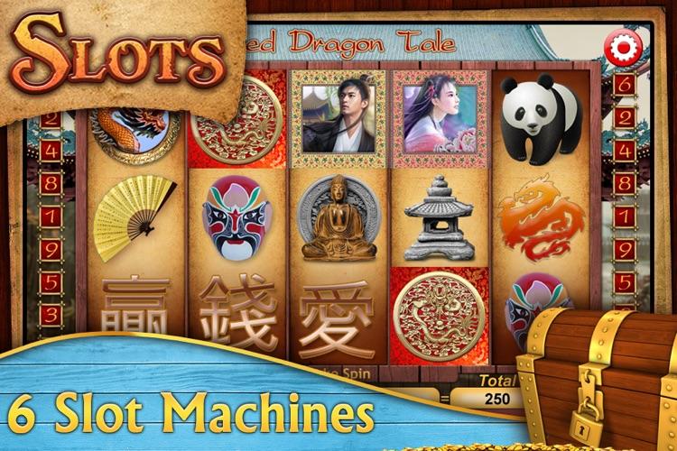 Slots for iPad
