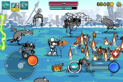 Cartoon Wars: Gunner+ - náhled