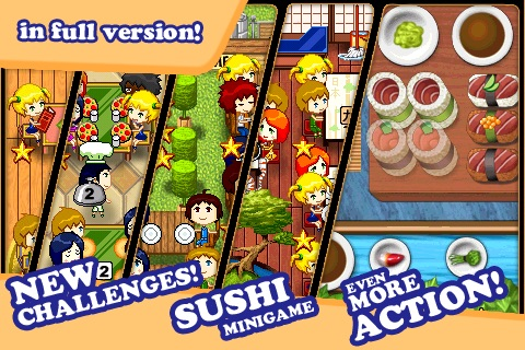 My Little Restaurant Lite screenshot-4