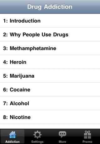 Drug Addiction - How to Stop Your Dependence on Drugs screenshot-1