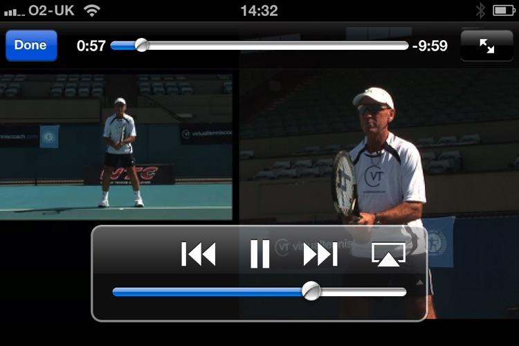 Virtual Tennis Coach screenshot-3