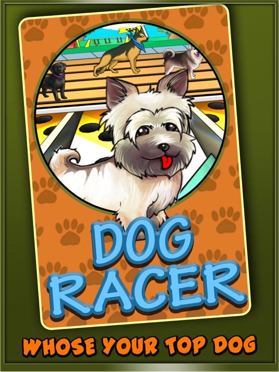 Dog Racer for iPad screenshot-4