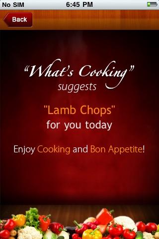 What's Cooking? - Lite screenshot-3
