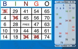 Bingo World Wide screenshot two