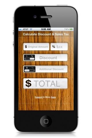 cancel Calculate Discount & Sales Tax FREE app subscription image 1