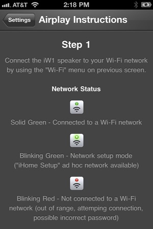Ihome connect the setup app for ihome airplay speakers on the app ihome connect the setup app for ihome airplay speakers on the app store sciox Gallery