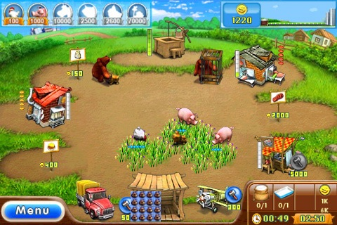 Farm Frenzy 2 screenshot-3