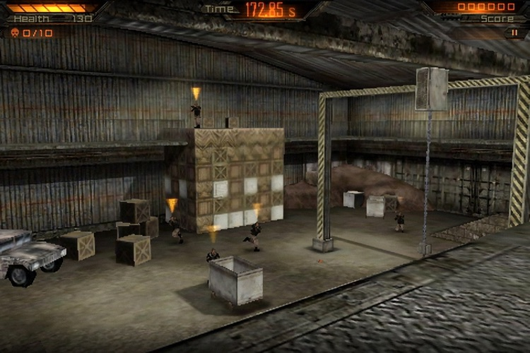 iSniper 3D screenshot-1