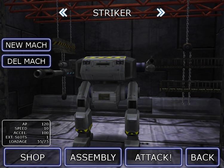 MetalWars HD Lite screenshot-3