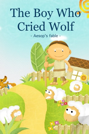 The Boy who Cried Wolf - Interactive Storybook on the App Store
