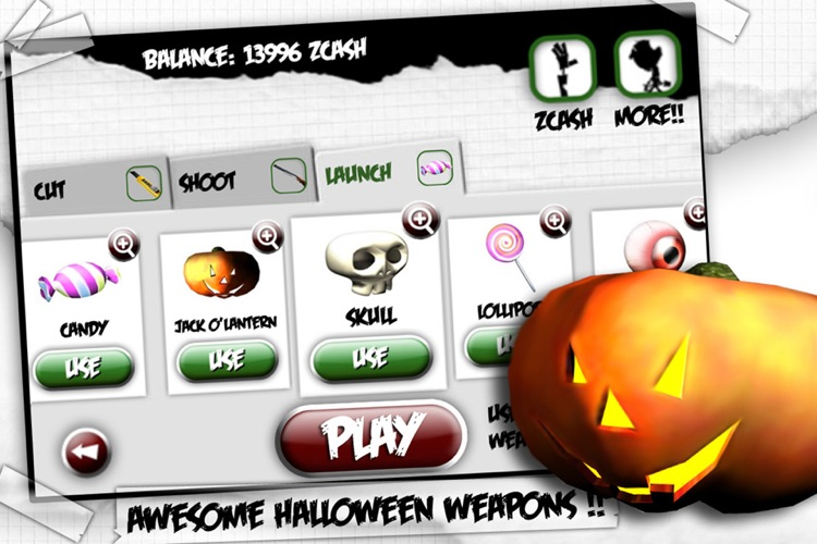 Paper Zombie screenshot-4