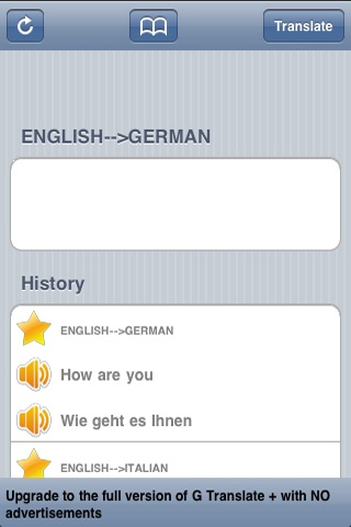 G Translate + Free