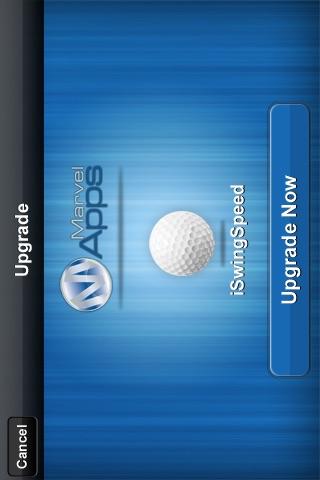 iSwingSpeedFree screenshot-3