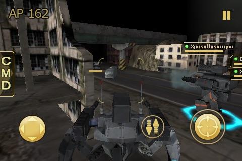 MetalWars2 Lite screenshot-4