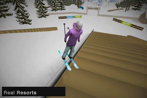 MyTP Freeskiing 2 screenshot-3
