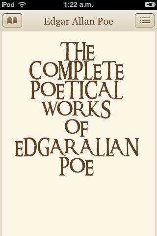 A Edgar Allan Poe - Collection