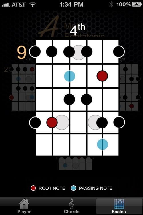 Guitar Jam Tracks: Rock screenshot-3