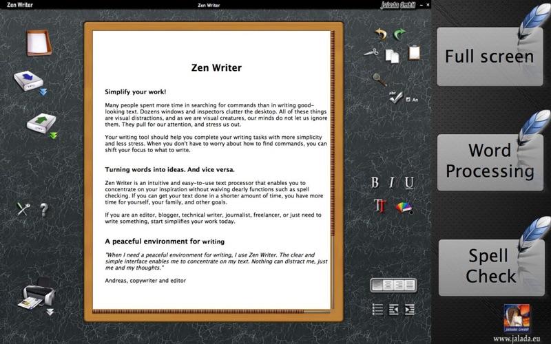 Zen Writer | App Price Drops