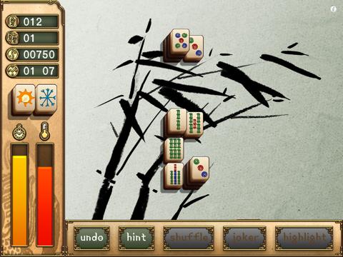 Mahjong Elements HDscreeshot 3