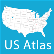 United States Atlas app review
