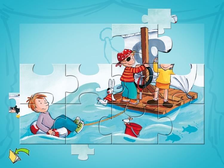 """Pixi Buch """"Max baut ein Piratenschiff"""" screenshot-3"""
