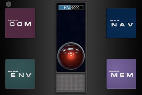 HAL 9000」をApp Storeで