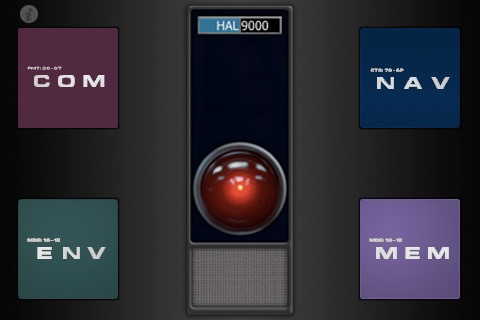HAL 9000 screenshot-3