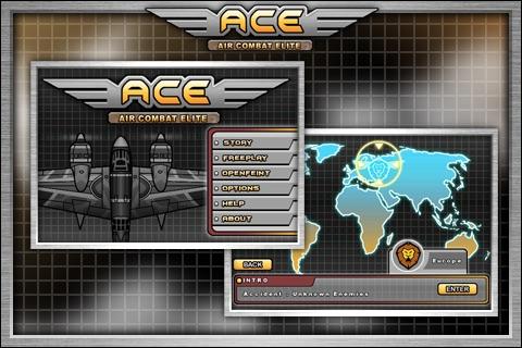 A.C.E. - Air Combat Elite screenshot-3