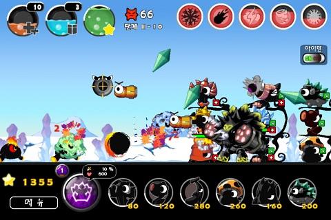 디펜지 아스트로 POP screenshot-3