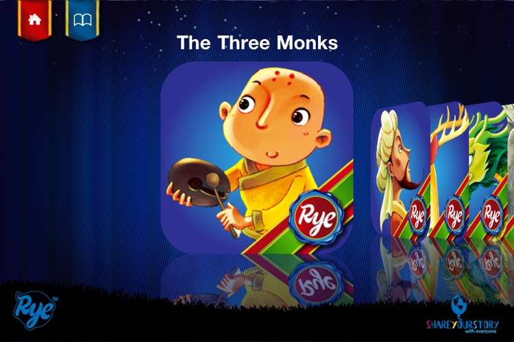 (Lite Edition) The monkeys who tried to catch the moon -by Rye Studio™ screenshot-4